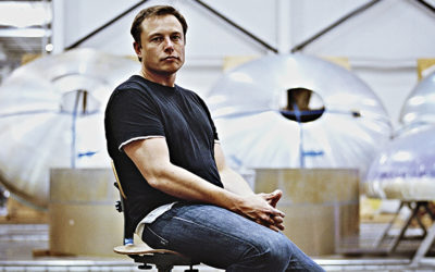 Elon Musk: The man you don't bet against